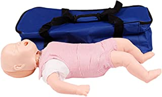 Gesimuleerd infant infarct trainingsmodel, baby CPR-model, luchtwegobstructietraining, pediatrische HAI's eerste hulp