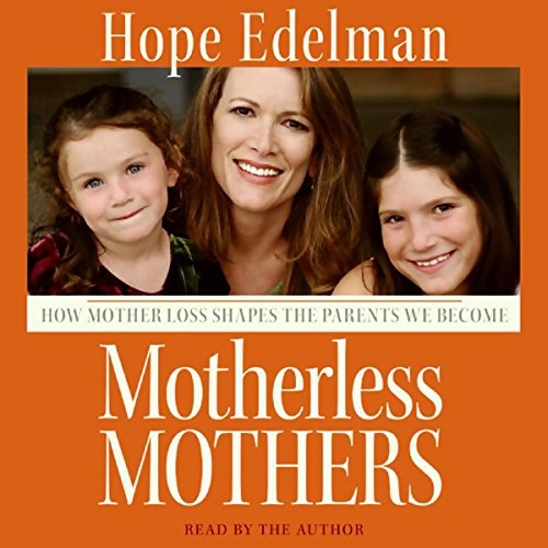 Motherless Mothers audiobook cover art