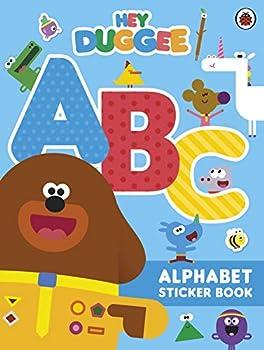 Hey Duggee  ABC  Alphabet Sticker Book