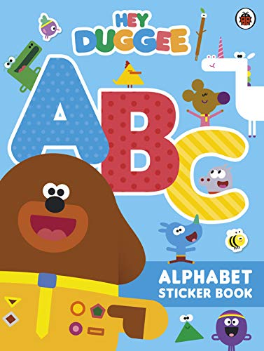 Hey Duggee: ABC: Alphabet Sticker Book