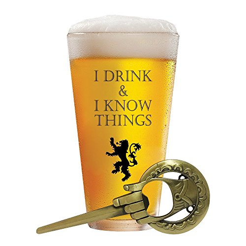 I Drink and I Know Things 17...