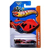 Hot Wheels 2013 Hw Stunt Scoopa Di Fuego Red 82/250