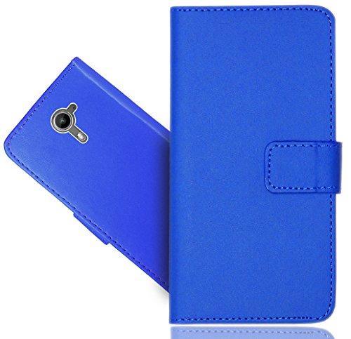 Wiko U Feel Prime Handy Tasche, FoneExpert® Wallet Hülle Flip Cover Hüllen Etui Hülle Ledertasche Lederhülle Schutzhülle Für Wiko U Feel Prime