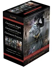 BOXED-INFERNAL DEVICES BK 3V: Clockwork Angel/Clockwork Prince/Clockwork Princess (The Infernal Devices)
