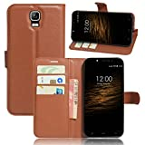 Litao-Case CN Case for UMI Rome Case Flip leather + TPU