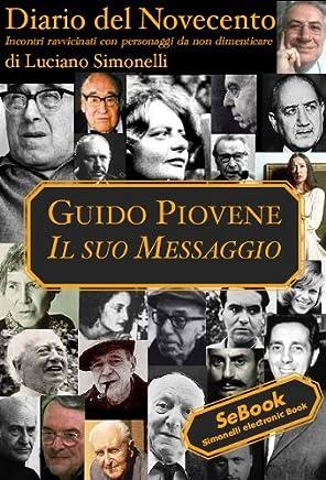 Diario del Novecento - GUIDO PIOVENE