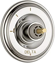 Delta T11897-LHP Cassidy Three Function Diverter Valve Trim - Two Independent Po, Brilliance Polished Nickel
