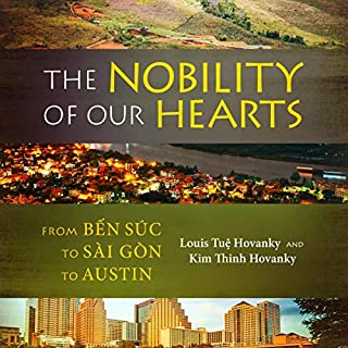 The Nobility of Our Hearts audiobook cover art