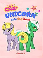 Unicorn Coloring Book: For Kids 2-4-6 ages, Coloring Fun, Unicorn Coloring Book for Kids.