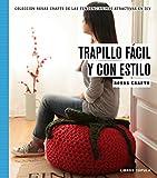 Rosas Crafts. Trapillo fácil y con estilo: Colección Rosas crafts de las tendencias...