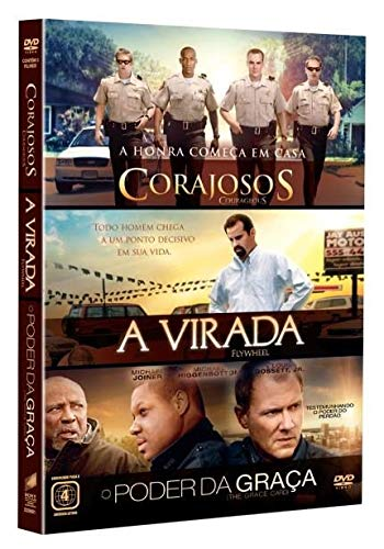Box Gospel 2 Corajosos A Virada Poder Da Graca