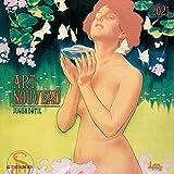 Art Nouveau 2021: Kalender 2021 (Tushita Fine Arts)
