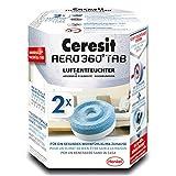 Ceresit CLAN2 Campingartikel Tabs fr Luftentfeuchter AERO 350o Luft-Entfeuchter Nachfller 2 x 450 g