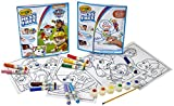 Crayola Color Wonder Paw Patrol Coloring Kit, Mess Free, Amazon Exclusive, Over 60Piece, Gift