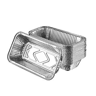 Amazon - Save 15%: Rectangular Special Aluminum Foil For Barbecue Household Baki…