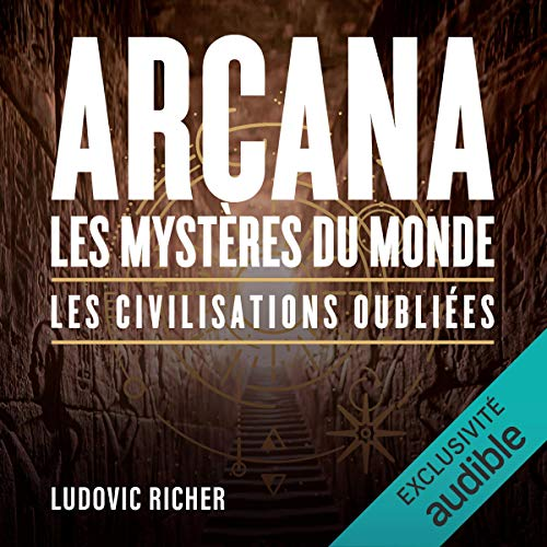 Page de couverture de Arcana