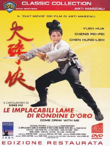 Le implacabili Lame di Rondine d'oro [edizione restaurata (Classic Collection)] [Import]