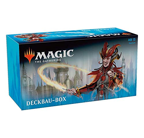 Magic the Gathering - Ravnicas Treue Deckbau-Box - deutsch - Toolkit