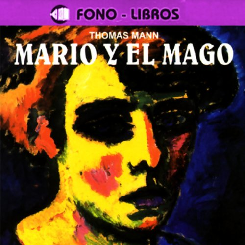 Mario y el Mago [Mario and the Magician] cover art
