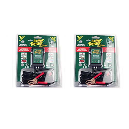 Deltran, 021-0123, Battery Tender Jr. Model # 021-0123 Maintainer Charger 12V 750mA (pack of 2)