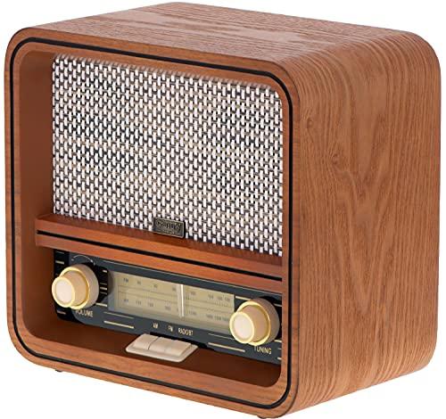Nostalgie Kompaktanlage   Retro Radio...