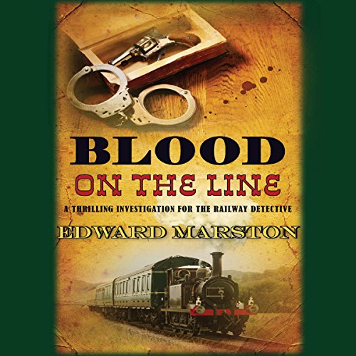 Blood on the Line cover art