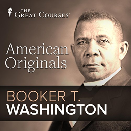 American Originals: Booker T. Washington cover art