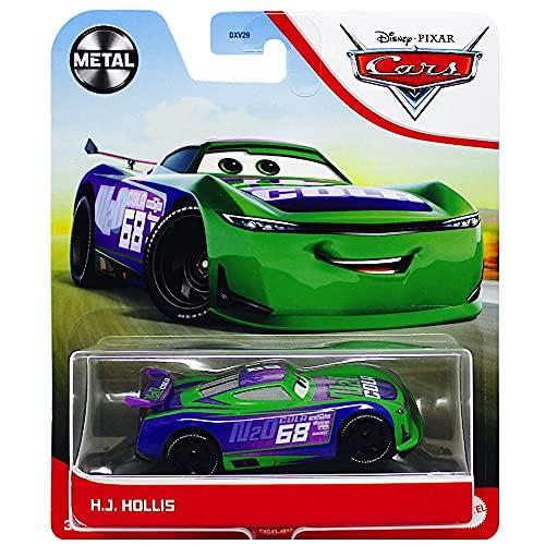 HJ Hollis Metal Disney Cars 1/55 Scale Diecast