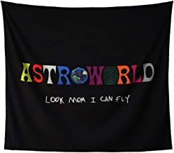 ASTROWORLD Tapestry Look !Mum I Can Fly Tapestry 3D Boutique Wall Tapestry ,Art Tapestry for Home Living Room Bedroom Dorm...