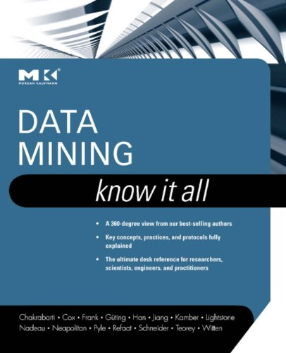 Data Mining: Know It All (English Edition)