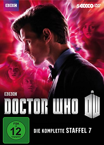 Doctor Who - Staffel 7 (5 DVDs)