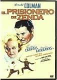 El Prisionero De Zenda (1937) [DVD]