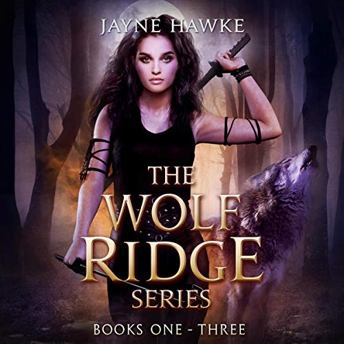Couverture de Wolf Ridge Complete Series