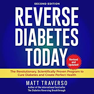 Reverse Diabetes Today: Second Edition audiobook cover art