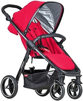 Phil & Teds Buggy V3 Smart City Stroller