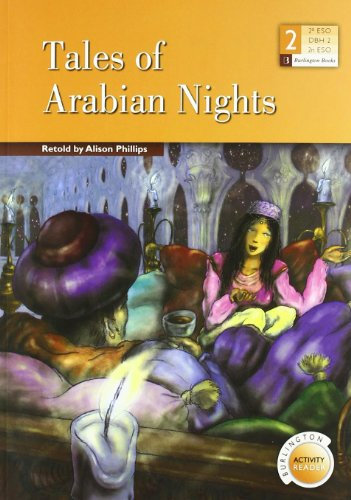 Tales of arabian nights 2 eso