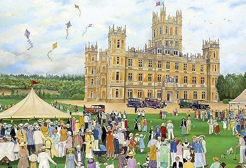 marca en liquidación de venta Gibsons Highclere Castle Castle Castle Jigsaw Puzzle 500 Pieces by Gibsons  venta al por mayor barato
