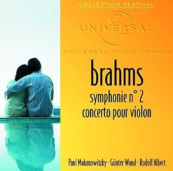 Symphonie 2-Concerto Pour Violon