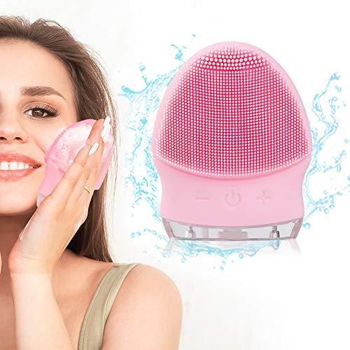 Limpiador Facial Silicona Ultrasonico, RIPPLE Limpieza Facia