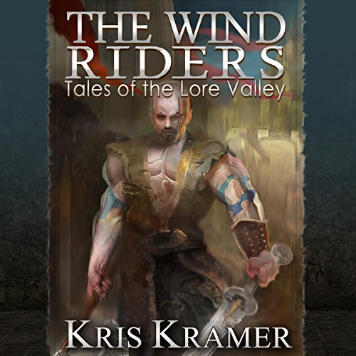 The Wind Riders audiobook cover art