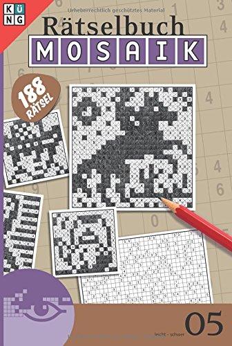 Mosaik Rätselbuch 05 (Mosaik Rätselbuch / Logik-Rätsel)