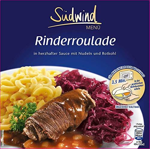 Probierpaket für den Lebensmittelvorrat - verschiedene Fertiggerichte für die Mikrowelle - keine Versandkosten - Südwind Lebensmittel - 5