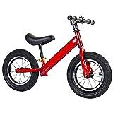 Z-SEAT Ajustable En Altura Bebé Vespa Bicicletas, Niños Bicicleta De Equilibrio con El Asiento Cómodo Y Rueda Inflable De Goma para Niños Y Niñas De 2-6,D
