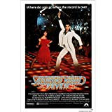 ARTMERLOD Canvas Poster Saturday Night Fever Movie Posters