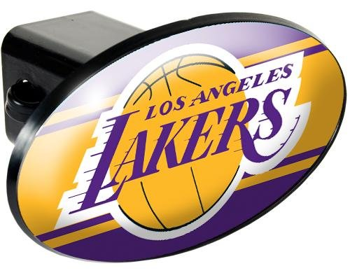 Los Angeles Lakers NBA 2pc Rocks Glass Set - Primary Logo
