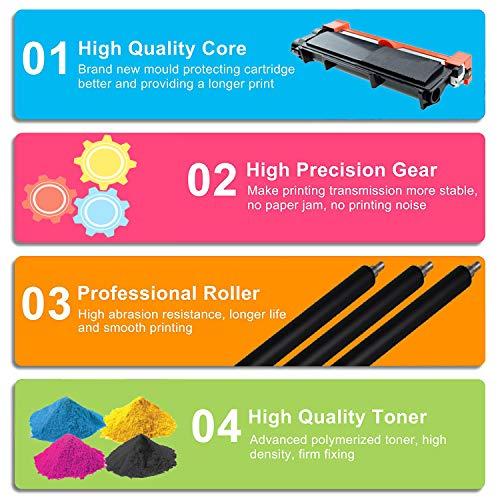 4Benefit Compatible Toner Cartridge Replacement for Samsung MLT-D101S ML-2165W SF-760P SCX-3405FW ( Black , 2 pk ) Photo #7