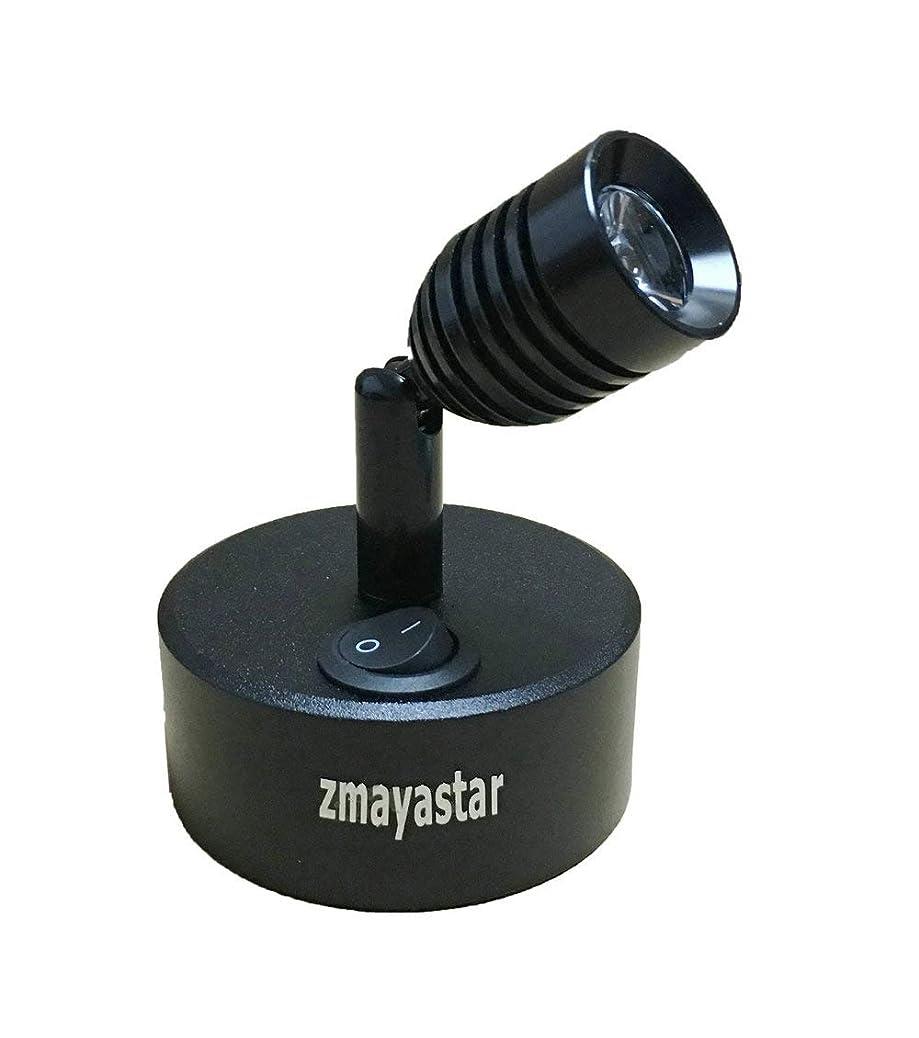 コミットメント流出申し立てzmayastar LEDウォールライト USB充電式 LEDスポットライト 配線いらず LEDライト バックライト ショーケース照明 天井照明 角度調節 壁掛け照明 屋内 電球色 SH-LED-09A (充電式-電球色-2)