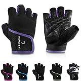 Trainingshandschuhe für Damen und Herren I Fitness Handschuhe für Kraftsport