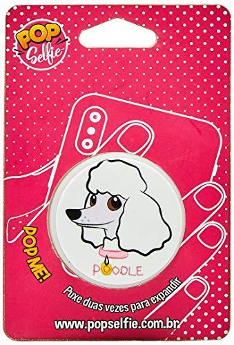 Apoio para celular - Pop Selfie - Original Poodle Ps53, Pop Selfie, 151148, Branco