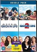 Grown Ups 1&2 [DVD] [Import]